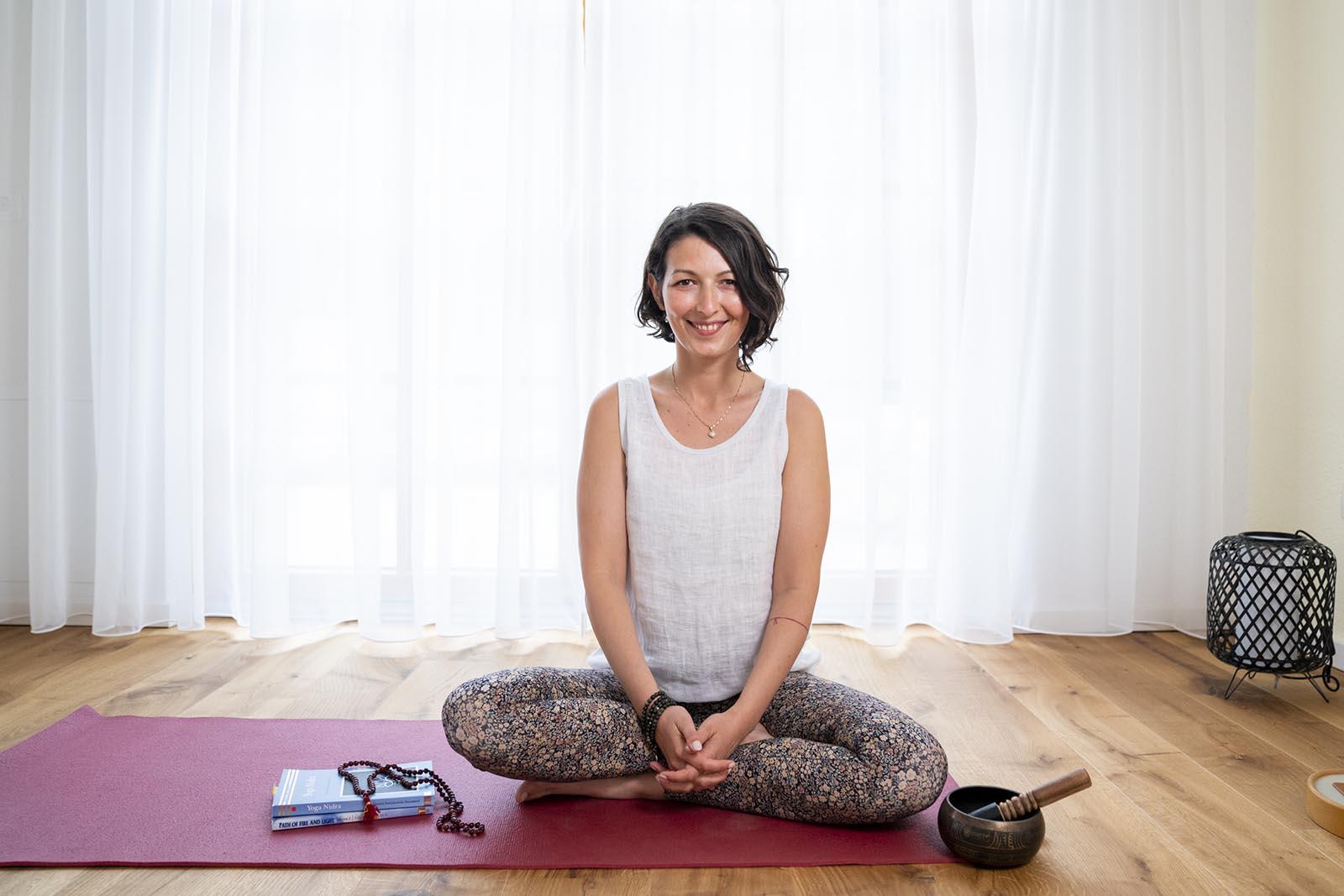 Jelena Drofenik-Premauer - #yogadoula