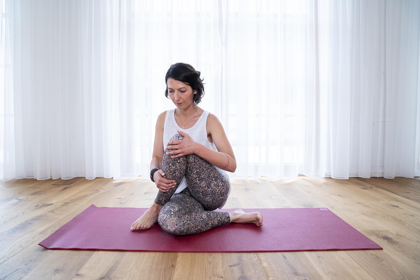 Jelena Drofenik-Premauer - #yogadoula - Stimmungsbild