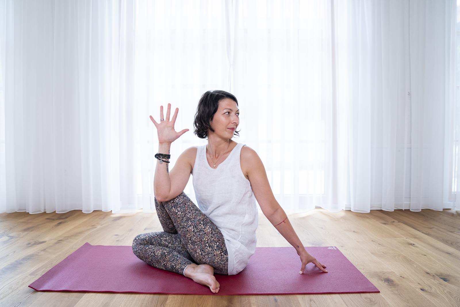 Jelena Drofenik-Premauer - #yogadoula - Portrait